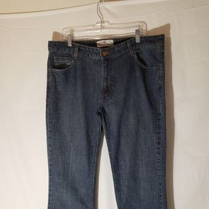 Levi Strauss signature low rise jeans.  A63